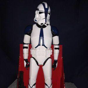 Star Wars Big Figs Legion Clone Trooper